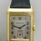 Jaeger-LeCoultre Reverso 18K Gold Mens Watch