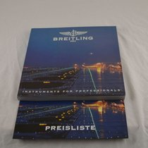 Breitling Katalog Catalogue Für Breitling Uhren 2007 Mit...