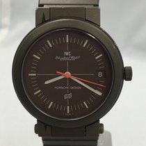 IWC Porsche Design GREEN Compass ref. 3551 mint