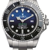 Rolex Deepsea D-Blue Dial Stainless Steel 116660BLSO Pre Owned