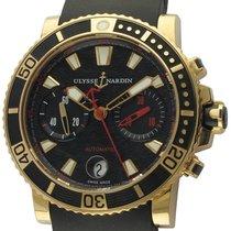 Ulysse Nardin - Marine Diver Chronograph : 8006-102-3A/926
