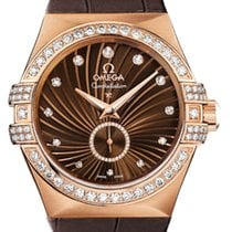Omega Constellation Co-Axial Automatic 35mm 123.58.35.20.63.001