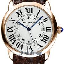 Cartier Ronde Solo Quartz 36mm w6701008