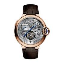 Cartier Ballon Bleu Manual Mens Watch Ref W6920045