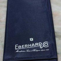 依百克 (Eberhard & Co.) blu plastic service pouch newoldstock
