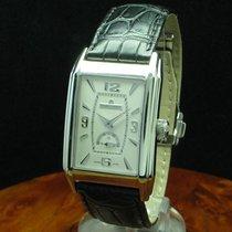 Maurice Lacroix Masterpiece Rectangulaire Edelstahl Handaufzug...