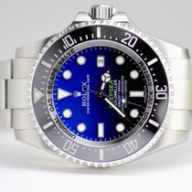 Rolex SeaDweller Deepsea D-Blue