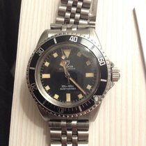 Tudor OysterPrince Perpetual Submariner Signed Rolex