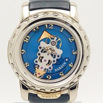 Ulysse Nardin 18k White Gold Freak Two 020-88