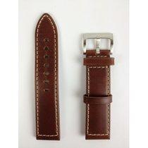Hamilton Khaki Field Lederband braun H600.705.106