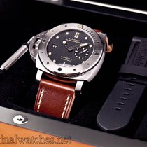 Panerai Luminor Submersible 1950 Left-Handed 3 Days Titanium