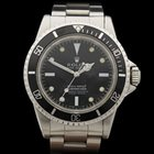 Rolex Submariner Non Date Meters first Stainless Steel Gents 5512