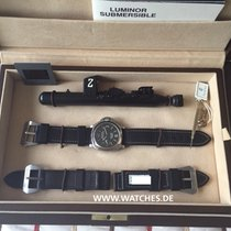 Panerai Pre Vendome Luminor Submersible Slytech  5218-205/A