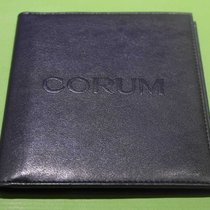 Corum vintage warranty card booklet and wallet for bomber  model