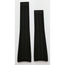 TAG Heuer Kautschuband schwarz FT6033 22/18mm