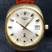 Longines Ultronic Vintage Gold 18K