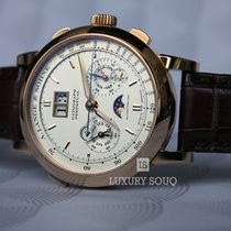 A. Lange & Söhne DATOGRAPH PERPETUAL 18k Pink Gold , Solid...