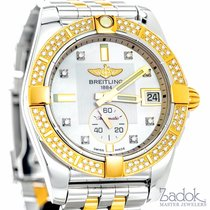 Breitling Galactic 36mm Automatic Two-Toned Ladies' Watch...