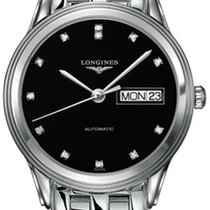 Longines Flagship Automatic Day Date L4.799.4.57.6