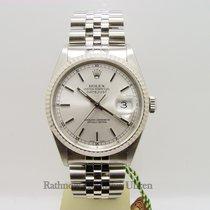 Rolex Datejust Stahl/WG 36mm