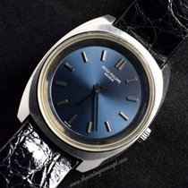 Patek Philippe 3579 Tonneau Shaped Steel Blue Dial