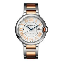 Cartier Ballon Bleu Automatic Mens Watch Ref W6920095