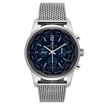 Breitling Men's Transocean Chronograph Unitime Watch