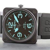 Bell & Ross BR01-92 - BR01-92BLUE