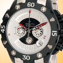 Zenith Defy Xtreme Chronograph Titanium
