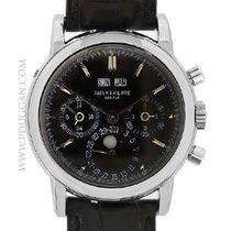 Patek Philippe Platinum Perpetual Calendar Moonphase Chronograph