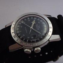 Glycine Rare Airman SST 24 Hours Chronograph 70's