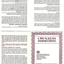 Longines Document