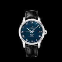 Omega [NEW] DeVille Chronometer Men Blue Dial 431.13.41.21.03.001
