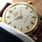Omega Seamaster Automatic Solid Gold Vintage Vollgold