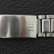 Eberhard & Co. vintage bracelet steel inox 18 mm rare