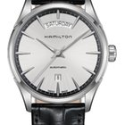 Hamilton Jazzmaster Day Date Automatic Silver Dial T