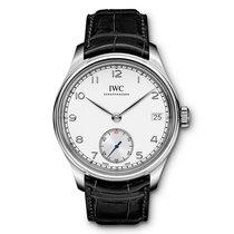 IWC Portugieser Silver Hand Wind 43mm IW510203