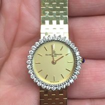Baume & Mercier Ladies 14K/Diamond Classima Watch