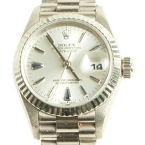 Rolex President Datejust | 18k White Gold | 26mm | Automatic...