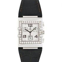 Omega Constellation Quadra Quartz Diamond Chronograph Ladies...