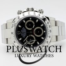 Rolex Daytona 116520 Black Dial Ser.F 2005 Never Polished 3031