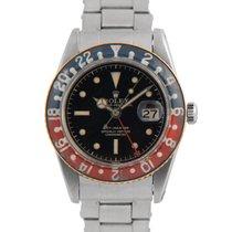 勞力士 (Rolex) GMT Master, Bakelite Insert & Gilt Dial, Ref:...
