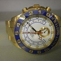 Rolex Yachtmaster II M-116688 18k 44mm Regatta Sport Watch....