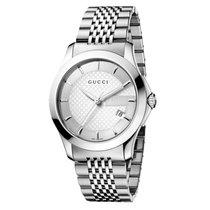Gucci Herrenuhr G-Timeless YA126401