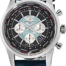 Breitling Transocean Men's Watch AB0510U4/BB62-101X