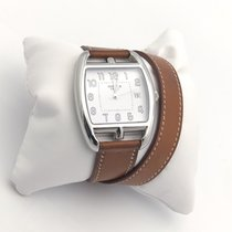 Hermès Cape Cod Tonneau Grand Modele Ct1.710 Brown Leather...