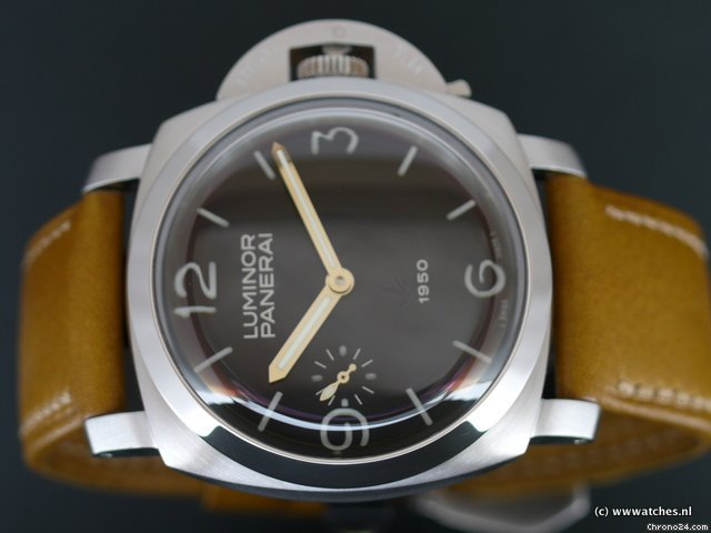 Panerai Luminor 1950 (On Hold)