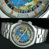 Edox GEOSCOPE Rare Watch & Band