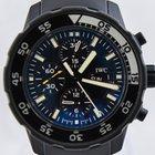 IWC Aquatimer Chronograph Galapagos Ref: IW376705