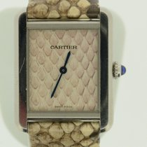 Cartier Tank Python